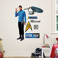 Fathead Jr. Star Trek Spock Wall Decals