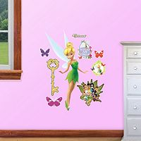Disney Fairies Tinker Bell Wall Decals by Fathead