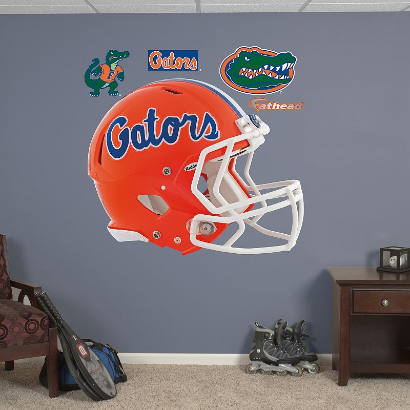 Fathead Florida Gators Helmet Wall Decals