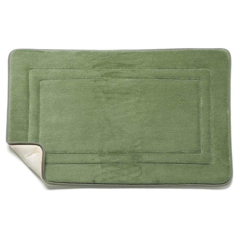 Mohawk® Home Embossed Frame Foam Bath Rug - 20'' x 32''