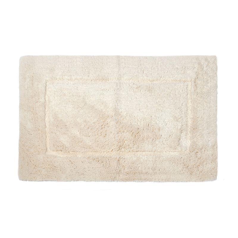 Brown plush bath rug kohl 39 s for International decor bath rugs