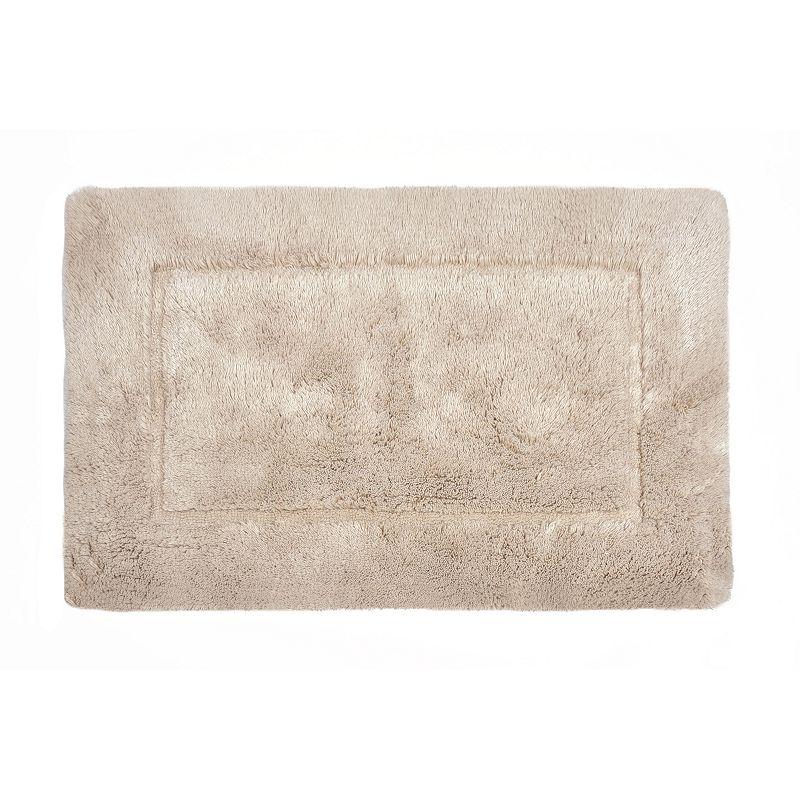 Home source international egyptian cotton bath rug for International decor bath rugs