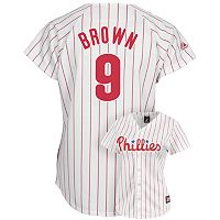 Girls 7-16 Majestic Philadelphia Phillies Domonic Brown Jersey