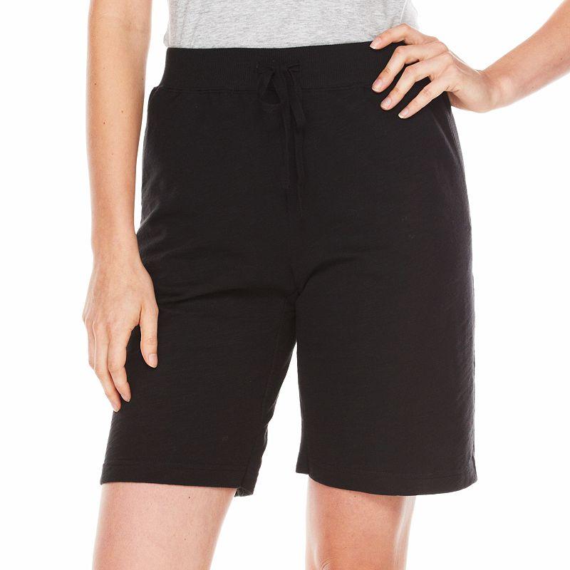 Women's Gloria Vanderbilt Sport Bria French Terry Shorts