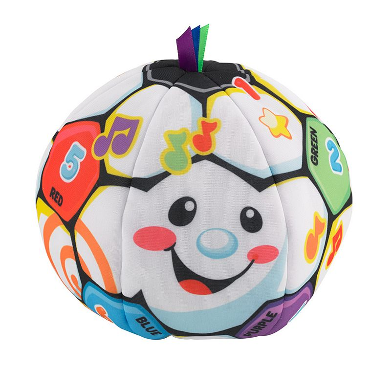 Fisher-Price Laugh and Learn Singin' Soccer Ball