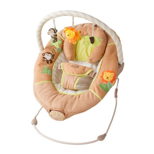 Summer Infant Swingin' Safari Sweet Comfort Bouncer