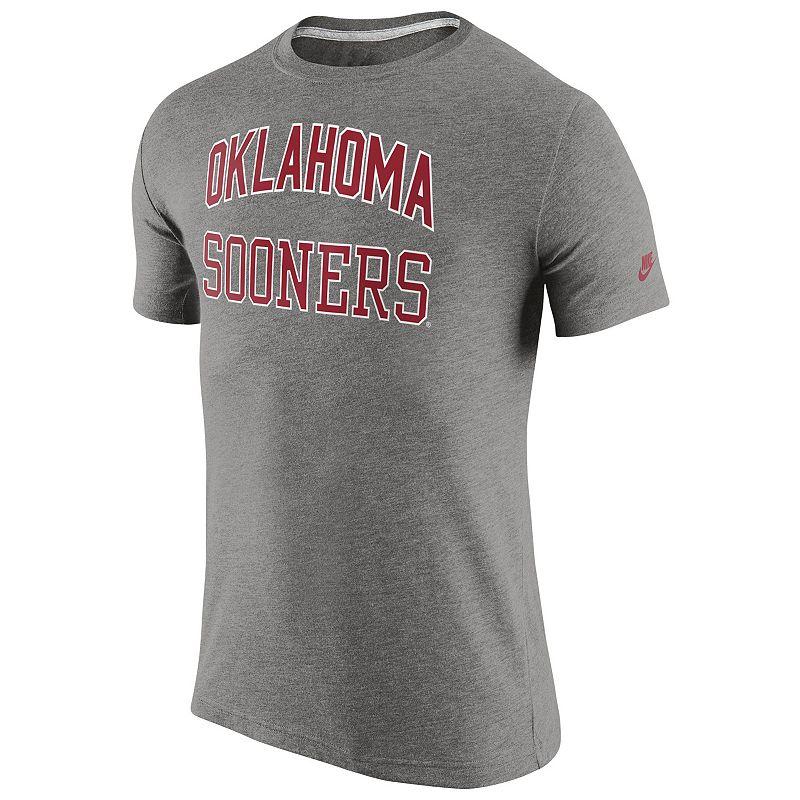 Men's Nike Oklahoma Sooners Rewind Run Game Tee
