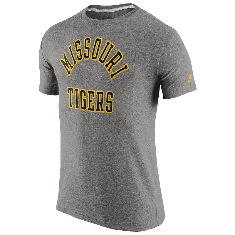 Men's Nike Missouri Tigers Rewind Run Game Tee