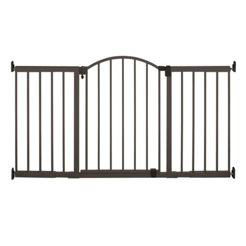 Summer Infant Metal 6-ft. Walk-Thru Expansion Gate - Bronze