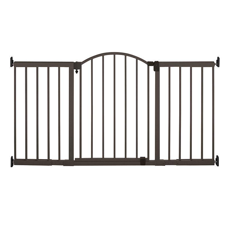 Summer Infant Metal 6-ft. Walk-Thru Expansion Gate - Bronze