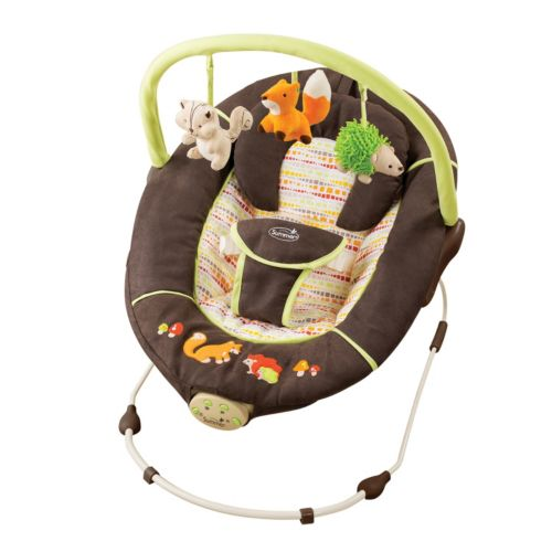 Summer Infant Fox and Friends Sweet Comfort Bouncer