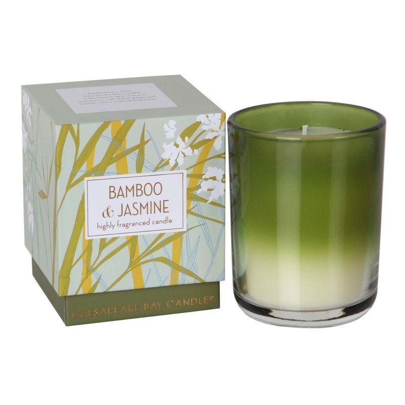 Chesapeake Bay Candle 7.8-oz. Bamboo and Jasmine Jar Candle