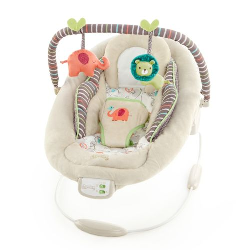 Comfort and Harmony Cradling Bouncer - Cozy Kingdom