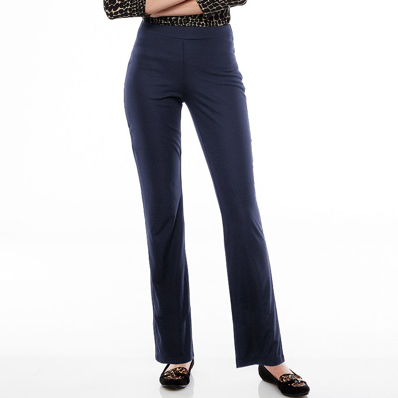 Women's Dana Buchman Slim Pull-On Dress Pants