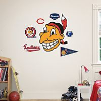 Fathead Cleveland Indians Wall Decals