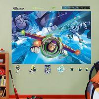 Disney / Pixar Toy Story Buzz Lightyear Mural Wall Decal by Fathead