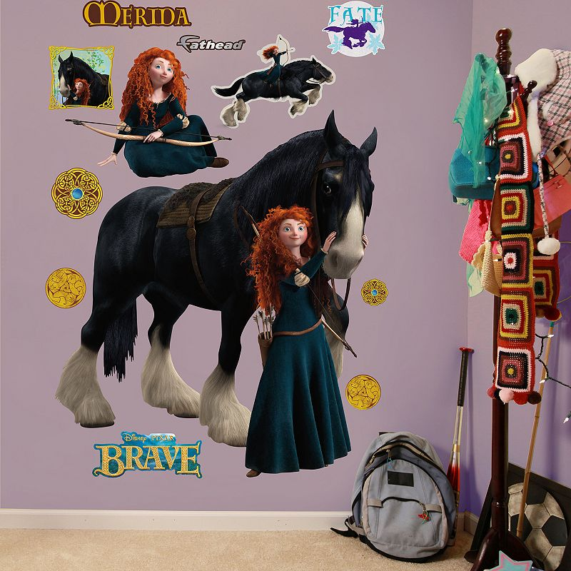 Disney / Pixar Brave Wall Decals by Fathead