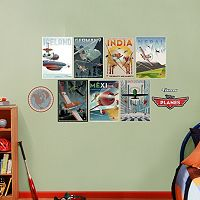 Disney Planes Wall Decals by Fathead