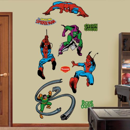 Marvel Spider-Man Wall Decals by Fathead