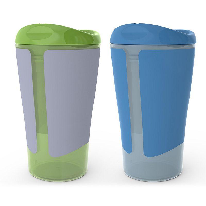 BornFree 2-pk. Grow with Me Big Kid Spoutless Cups