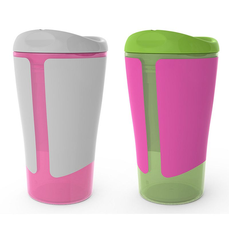 BornFree 2-pk. Grow with Me Big Kid Spoutless Cups