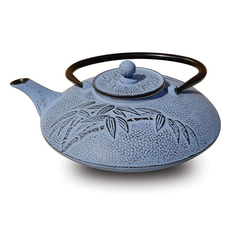 Old Dutch Positivity 26-oz. Cast-Iron Teapot