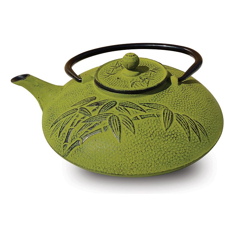 Old Dutch Positivity 26-oz. Cast-Iron Teapot
