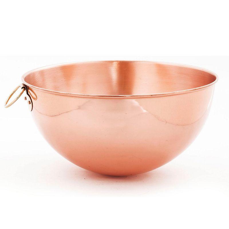 Old Dutch 5-qt. Copper Mixing Bowl