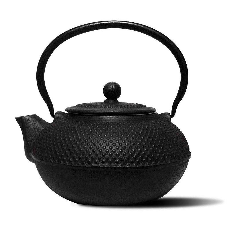 Old Dutch Saga 52-oz. Cast-Iron Teapot