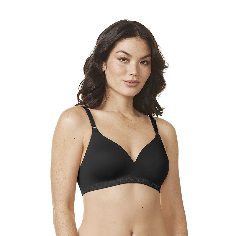 Warner's Bra: Cloud 9 Full-Coverage Wire-Free Contour Bra 1269 - Women's