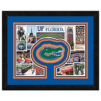 Florida Gators Framed Milestones and Memories 11