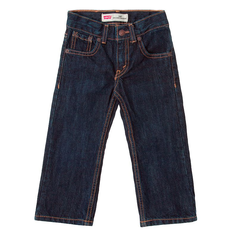 Toddler Boy Levi's 505 Relaxed-Fit Straight-Leg Jeans