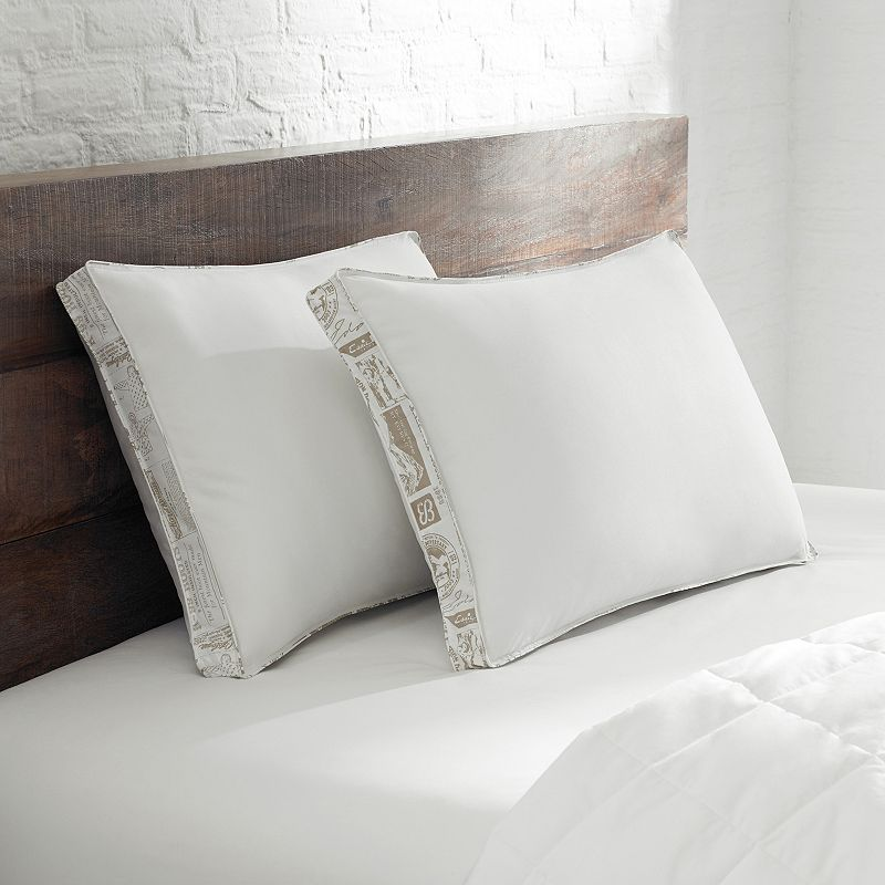 Eddie Bauer 300-Thread Count 2-pk. Pillows - Jumbo