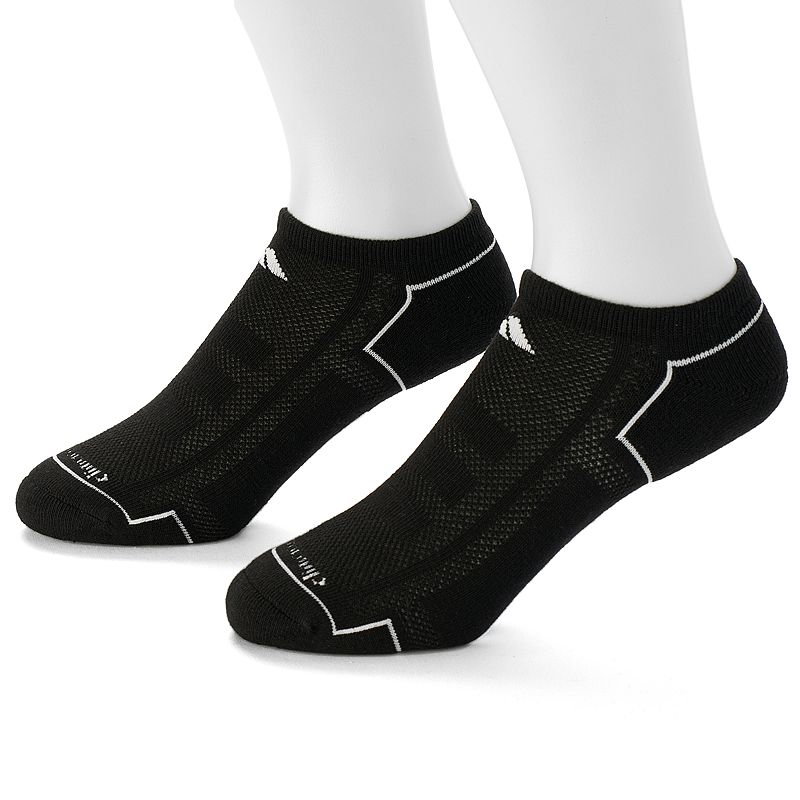 Men's adidas 2-pk. Climacool No-Show Performance Socks