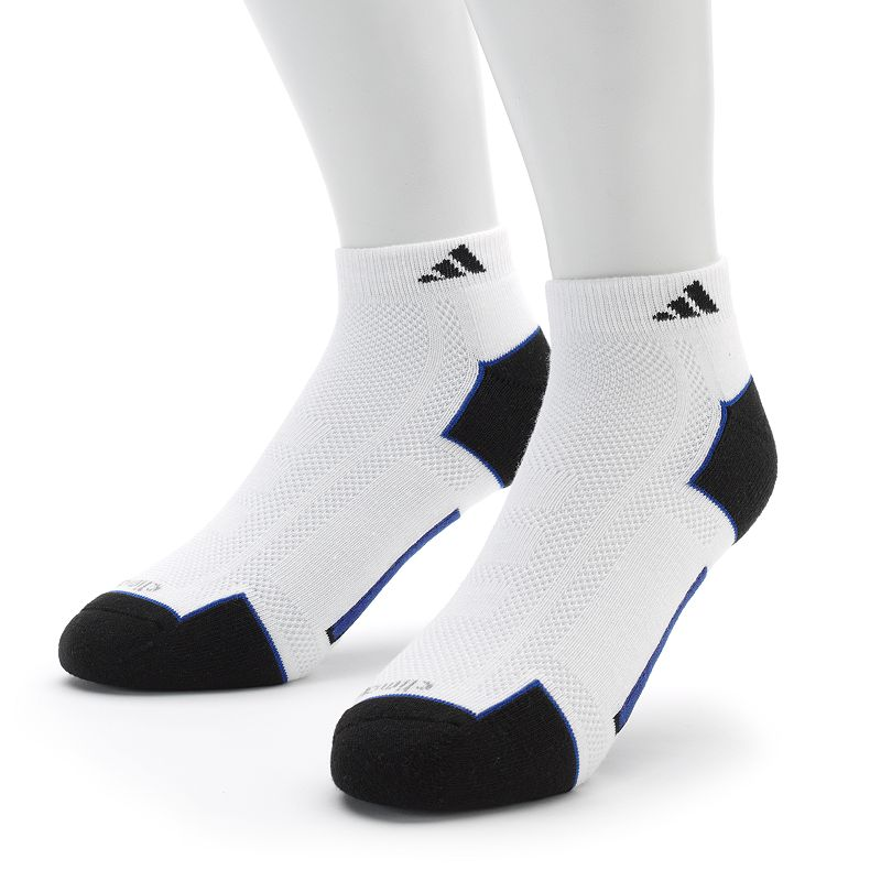 Men's adidas 2-pk. Climacool Low-Cut Performance Socks- Men