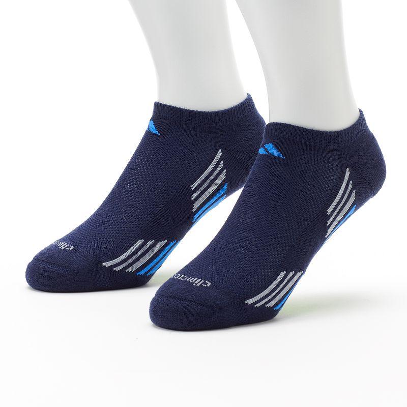 Men's adidas 2-pk. Climacool X No-Show Performance Socks