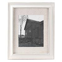Barnside 8'' x 10'' Matted Wall Frame