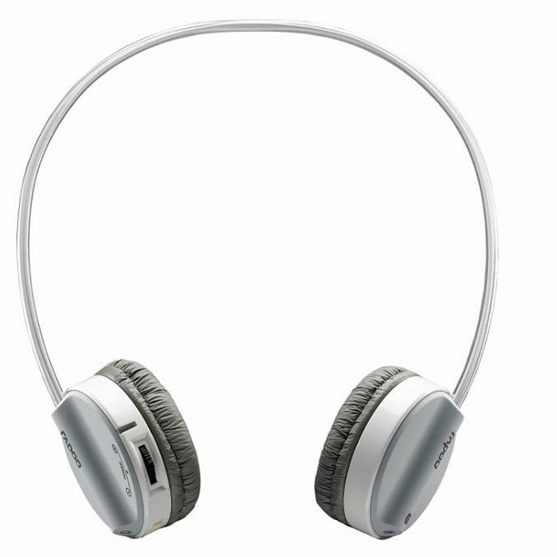 Rapoo H6020 Bluetooth Wireless Headset On-Ear Headphones
