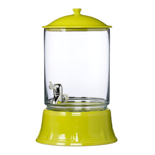Fiesta 2-Gal. Beverage Dispenser