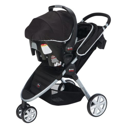 Britax B-Agile & B-Safe 2014 Travel System