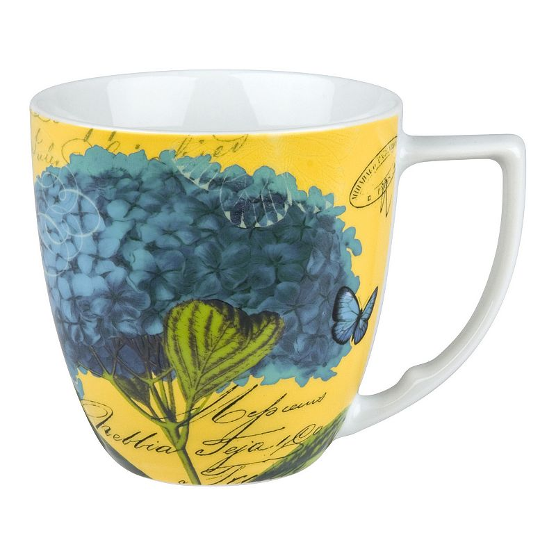 Waechtersbach Impressions Floral 4-pc. Mug Set