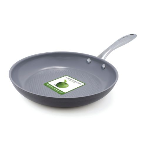GreenPan I Love Fish and Vegetables 10-in. Nonstick Ceramic Frypan