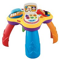 Fisher-Price Puppy & Pals Learning Table