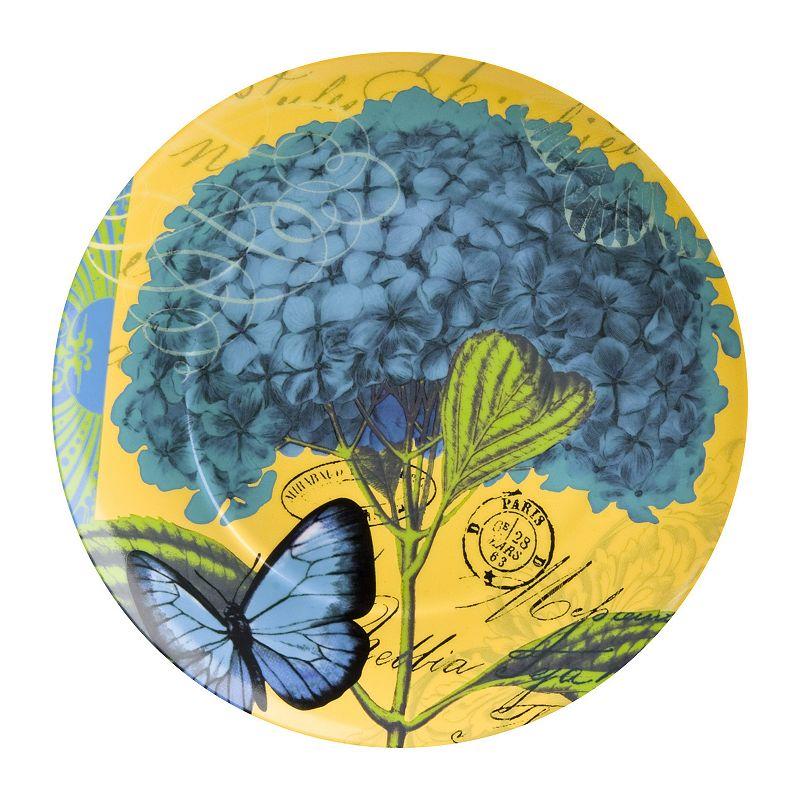 Waechtersbach Impressions Floral 4-pc. Plate Set