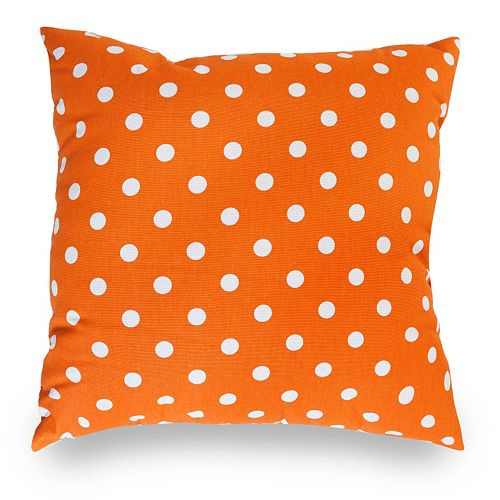 Homegoods Decorative Pillows : Majestic Home Goods Polka-Dot Decorative Throw Pillow