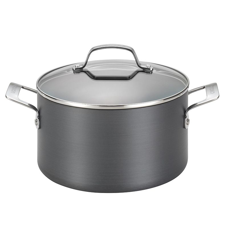 Circulon Genesis 4 1/2-qt. Nonstick Hard-Anodized Dutch Oven
