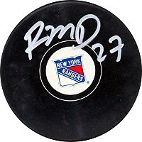 Steiner Sports Ryan McDonagh New York Rangers Autographed Hockey Puck
