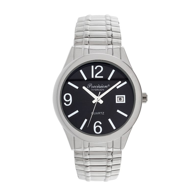 Precision by Gruen Men's Expansion Watch