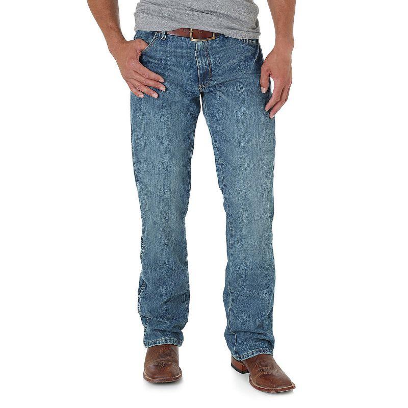 Men's Wrangler Retro Slim-Fit Bootcut Jeans