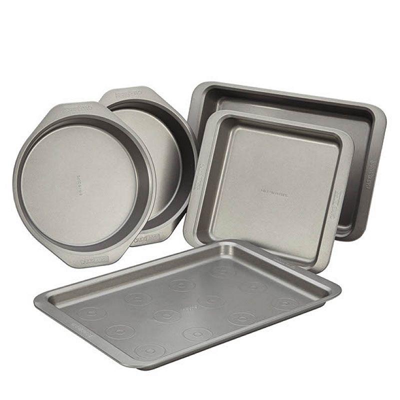 Cake Boss Basics 5-pc. Nonstick Bakeware Set